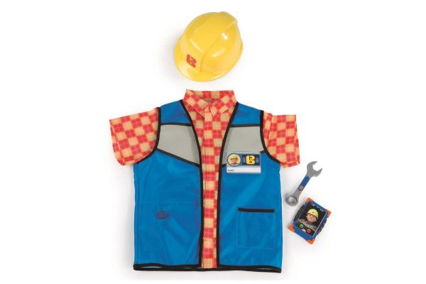 Smoby Bob der Baumeister Handwerker Outfit, 380300
