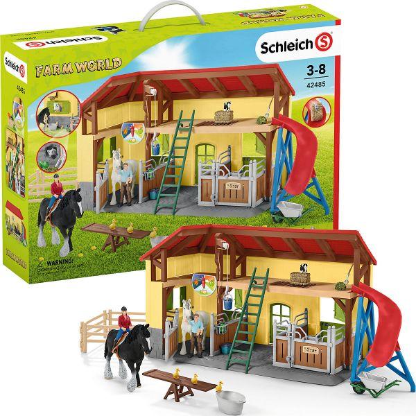Schleich Farm World, Pferdestall, 42485