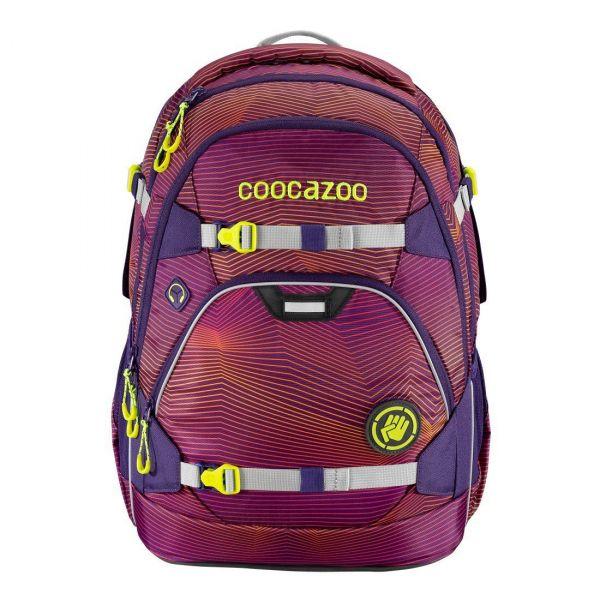 Coocazoo Schulrucksack Scale Rale Soniclights Purple
