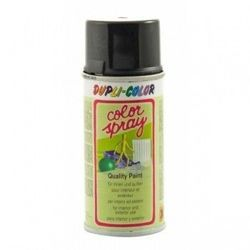 Dupli-Color Color-Spray matt 150 ml tiefschwarz