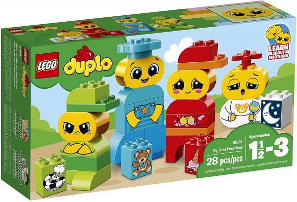 LEGO Duplo meine ersten Emotionen, 10861