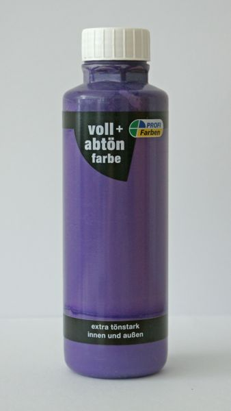 PROFI Voll- und Abtönfarbe Violett