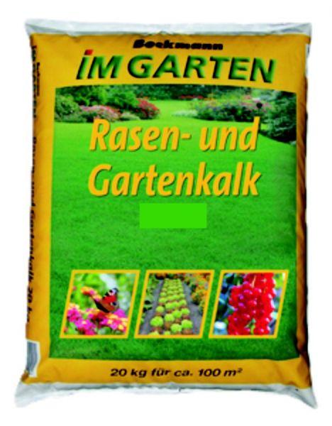 NN Rasen- und Gartenkalk 20kg
