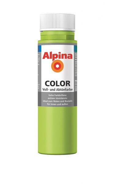 Alpina Color Power Green