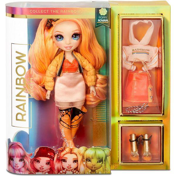 Rainbow High Fashion Doll-Poppy Rowan