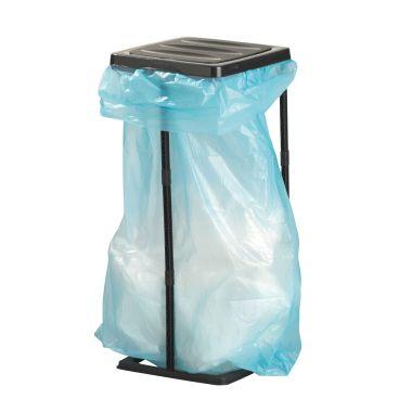 Müllsackständer mit Deckel
