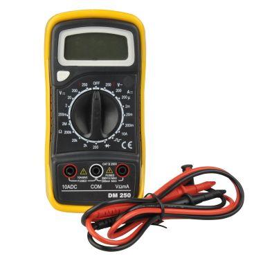 Digital-Multimeter, DM 250