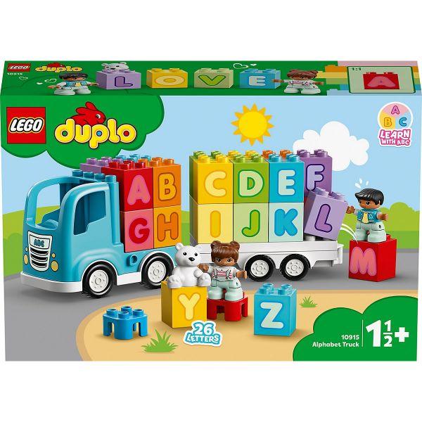LEGO Duplo Mein erster ABC - Lastwagen, 10915