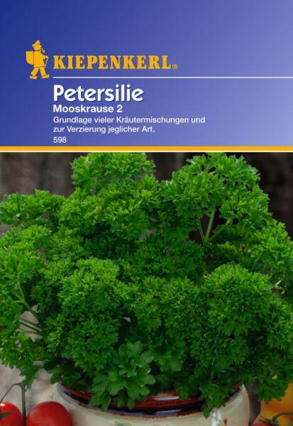 Kiepenkerl Petersilie Mooskrause 2