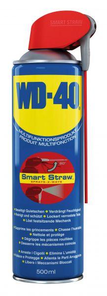 WD-40 Multifunktionsöl 500ml Smartstraw