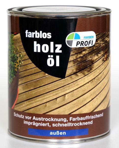 """PROFI Holzöl """"Farblos"""", 750 ml"""