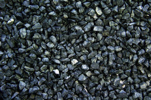 Basaltsplitt, 25 kg