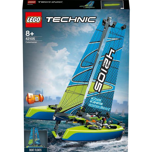LEGO Technic - Katamaran, 42105