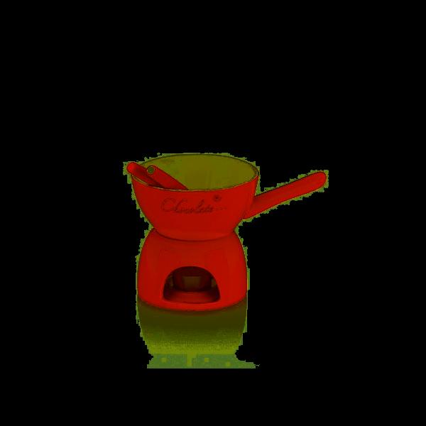 Schokofondue-Set Amuri 4tlg.