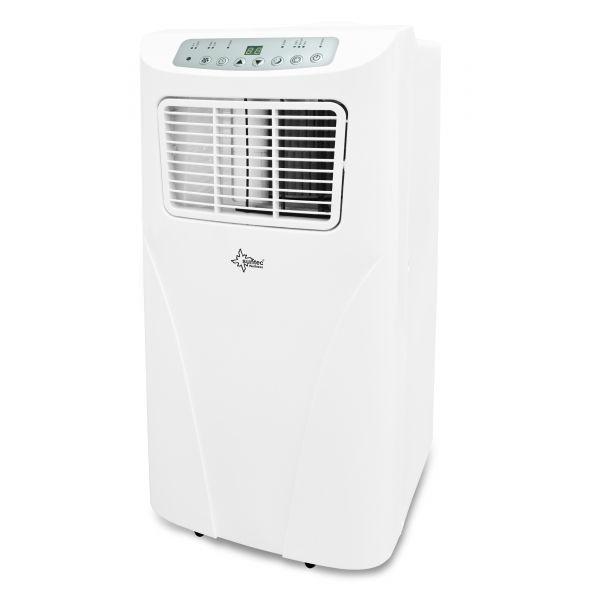 Suntec Mobiles Klimagerät Fresh 9.000 Eco R290, Räume bis 34 m3