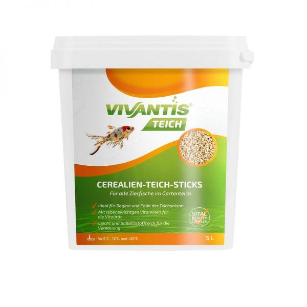 VIVANTIS Cerealien Stick Eimer 5L