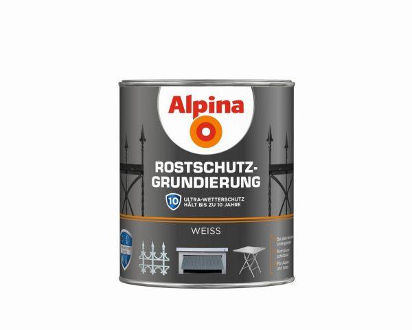 Alpina Rostschutz-Grundierung weiß