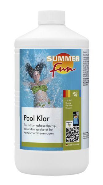 Watermann Summer Fun Pool Klar