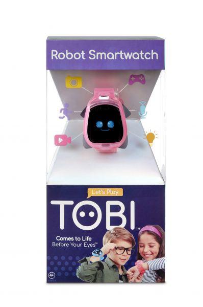 Little Tikes - Tobi Robot Smartwatch, rosa