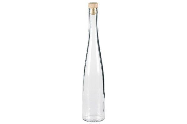 Spirituosenflasche Breganze 500 ml mit Korken