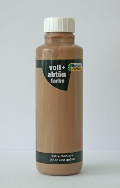 PROFI Voll- und Abtönfarbe Marone
