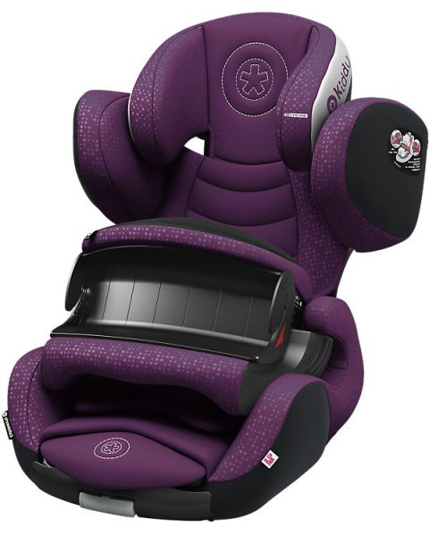 Auto-Kindersitz Phoenixfix 3, royal purple