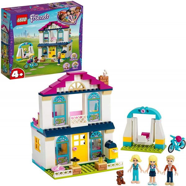 "LEGO Friends ""Stephanies Familienhaus"", 41398"