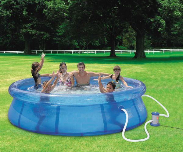 Fast-Set Pool