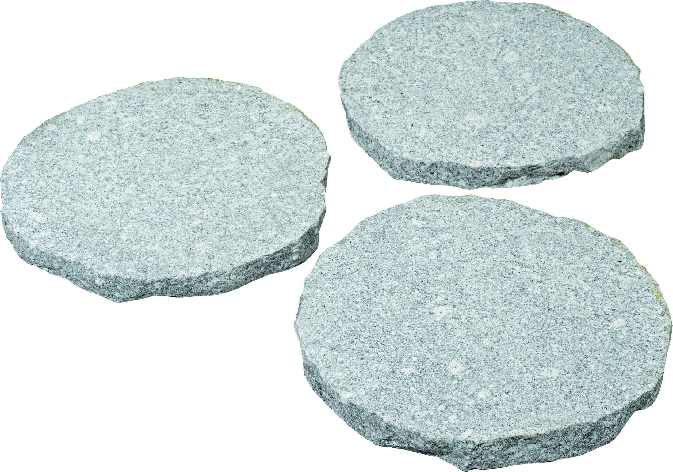 Granit Trittstein Gartensteine Kiese