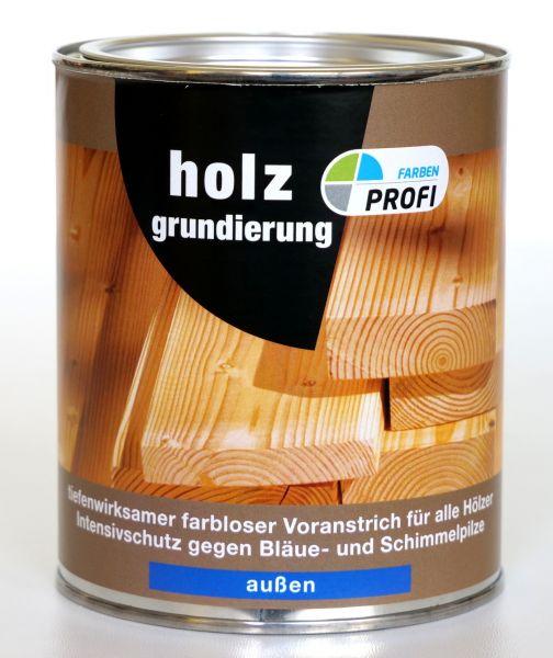 PROFI Holzgrundierung, 2,5 L