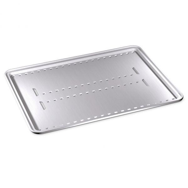 Hitzeschild für Q® Bratenrost klein, Set mit 4 Stück