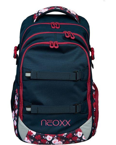 NEOXX Schulrucksack Active My heart blooms