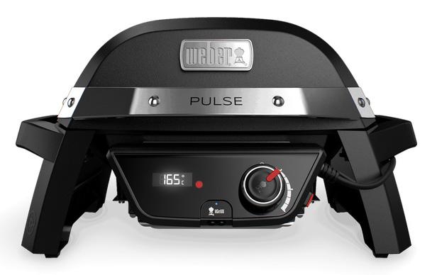 weber pulse 1000 elektrogrill lorenz baumarkt. Black Bedroom Furniture Sets. Home Design Ideas