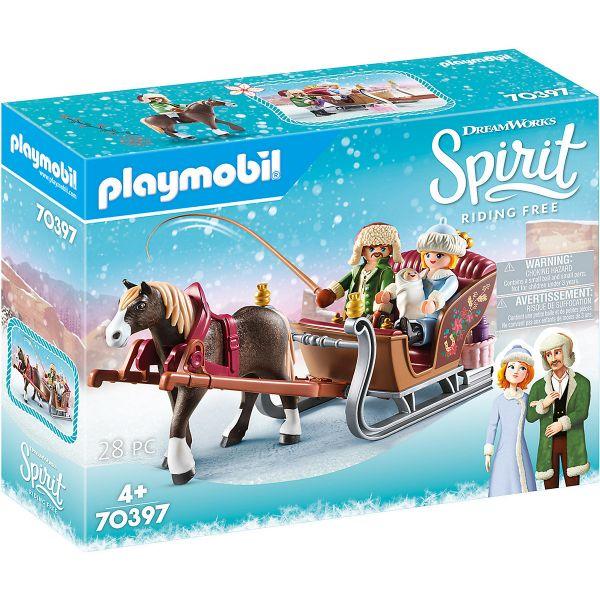 Playmobil Spirit - Riding Free, 70397