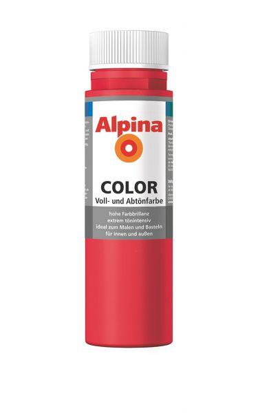 Alpina Color Fire Red