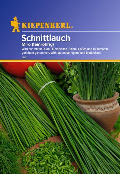 Kiepenkerl Schnittlauch Miro (feinröhrig)