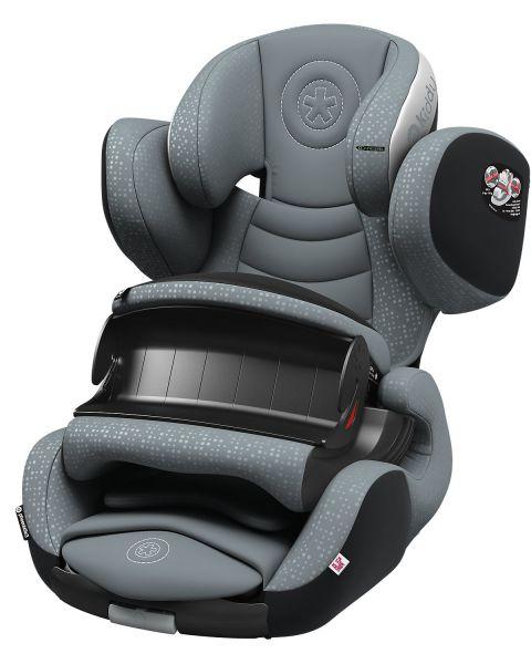 Auto-Kindersitz Phoenixfix 3, steel grey