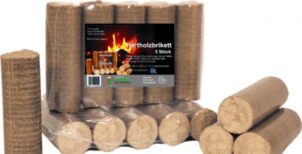 Holzbrikett Palette (6 kg) --> Versand nur im Erzgebirgskreis!!!