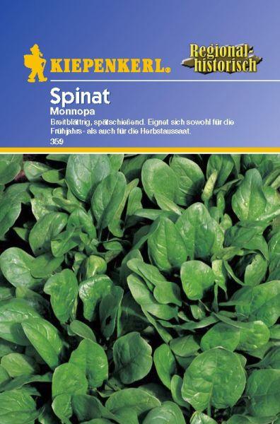 Kiepenkerl Spinat Monnopa