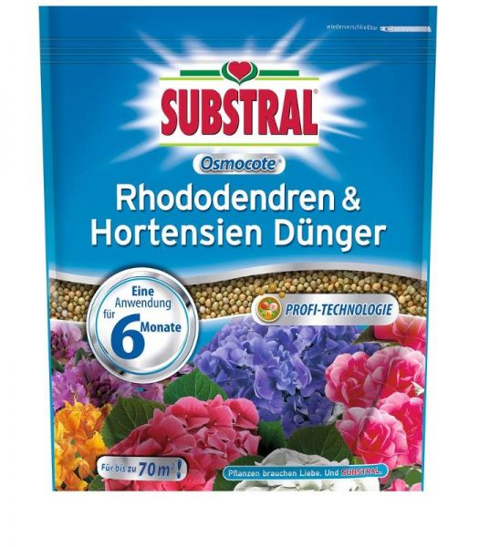 Substral Rhododendren & Hortensien Dünger 1,5 kg