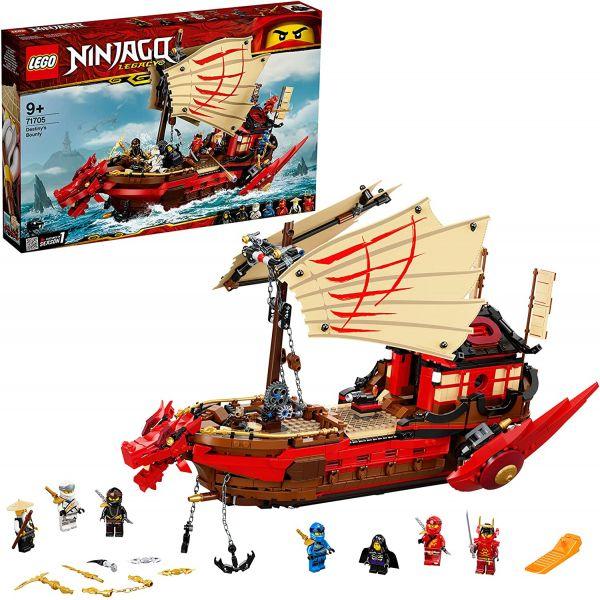 "LEGO Ninjago ""Legacy - Ninja Flugsegler"", 71705"