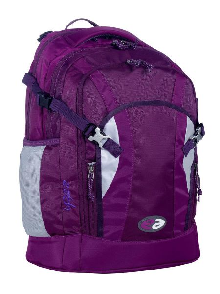 Take It Easy Schulrucksack YZEA PRO - Aubergine