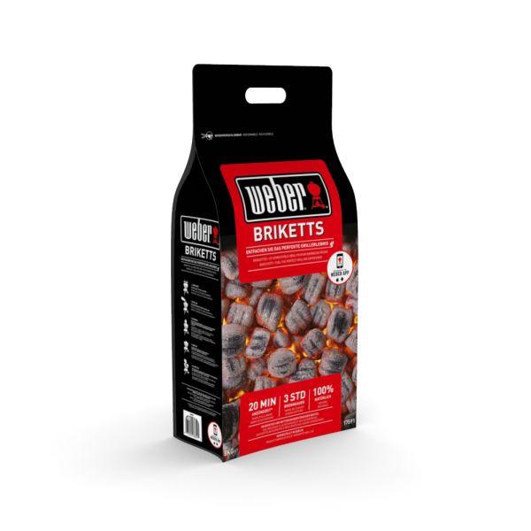 Weber® Brikett, 8 kg