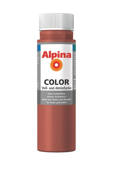 Alpina Color Spicy Red