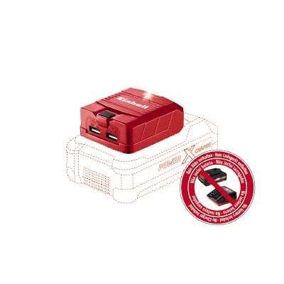 Einhell USB-Akku-Adapter TE-CP 18 Li