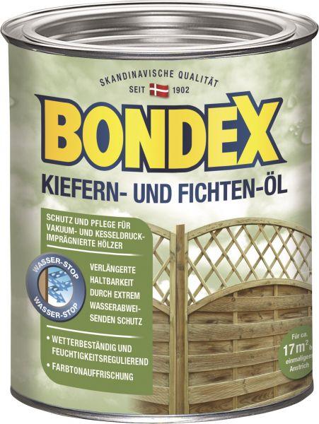 BONDEX Kiefern- & Fichten-Öl, 2,5 L