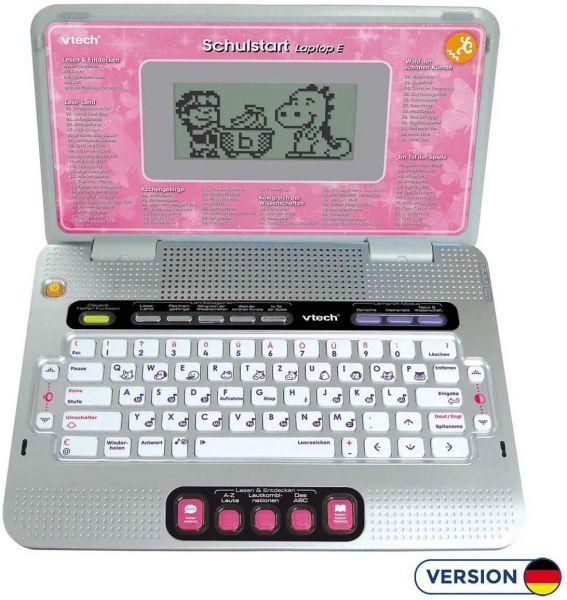 VTech Schulstart Laptop E, pink