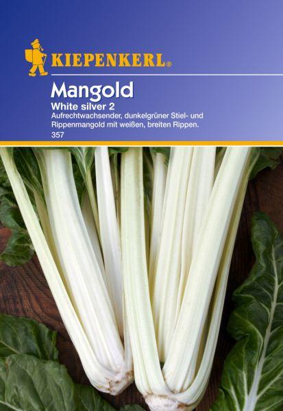 Kiepenkerl Mangold White silver 2