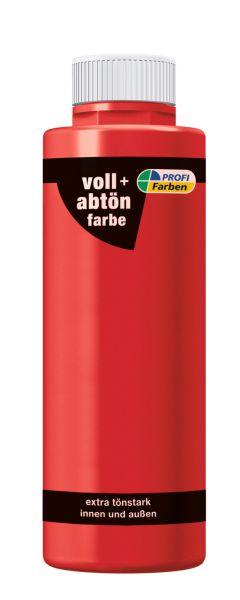 PROFI Voll- und Abtönfarbe Rot