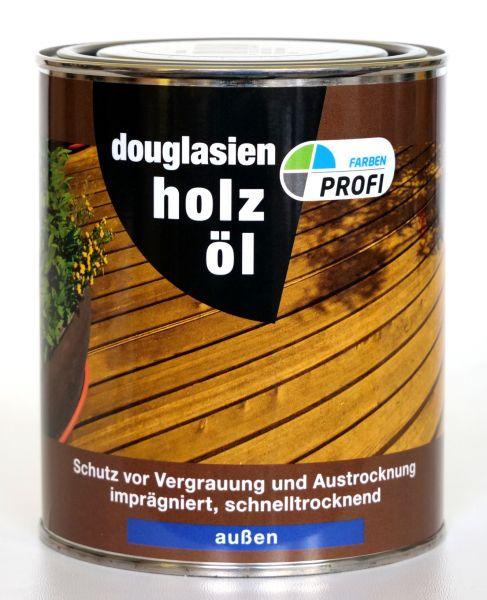 """PROFI Holzöl """"Douglasie"""", 750 ml"""